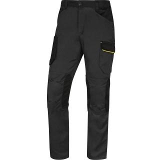 DELTA PLUS M2PA3 Παντελόνι εργασίας γκρι-κίτρινο
